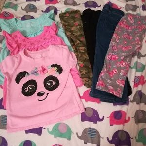Other - 12 Piece Size 2T Girl's Clothing Bundle